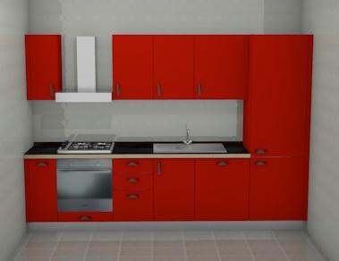 La tua cucina…