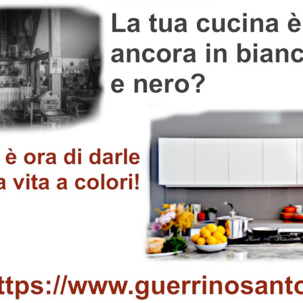 La tua prossima cucina…